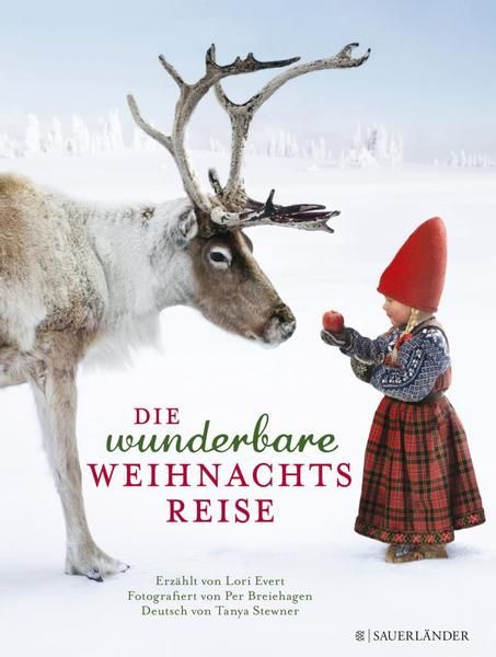 <p>Ein besonderer Bilderbuchschatz, für alle die skandinavische Winterwelten und deren besonderen Weihnachtszauber lieben.</p><p>Anja wünscht sich nichts sehnlicher, als einmal dem Weihnachtsmann bei seinen Vorbereitungen zu helfen. Und so begibt sie sich auf eine wunderbare Reise durch magische Winterlandschaften. Unterwegs trifft sie ein starkes Pferd, ein Rentier und sogar einen riesigen Eisbär! Sie alle helfen ihr, den Weg zum Weihnachtsmann zu finden, und endlich g...