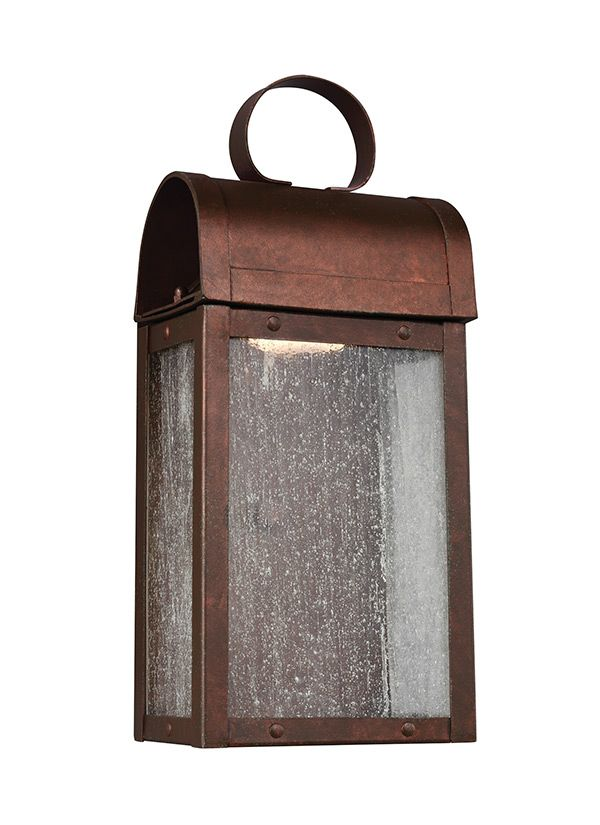 the conroe outdoor lighting collection by sea gull lighting is inspired by traditional colonial lanterns - Sea Gull Lighting