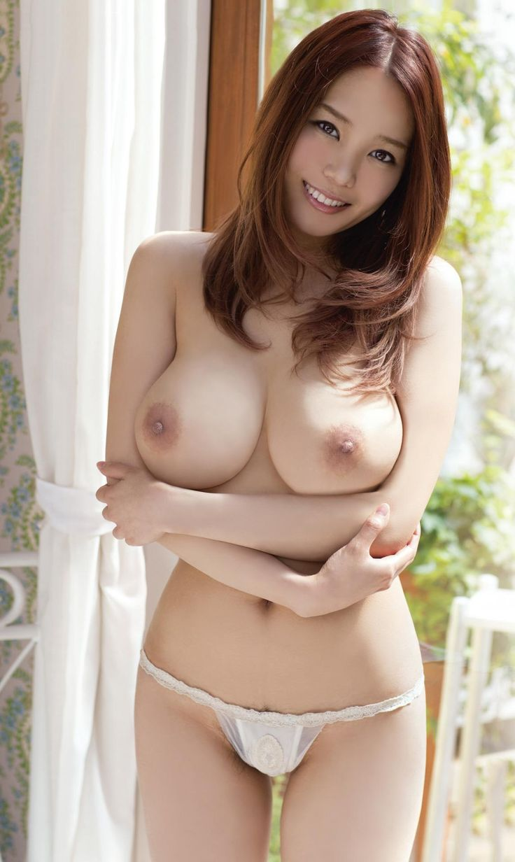 Japanese woman nice butt nude love