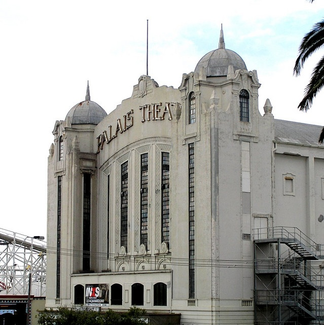 The Palais Theatre (1927), in the Melbourne beachside suburb of St Kilda