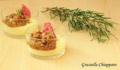 Bicchierini+di+Capodanno+con+purè+di+patate,+lenticchie+e+cotechino