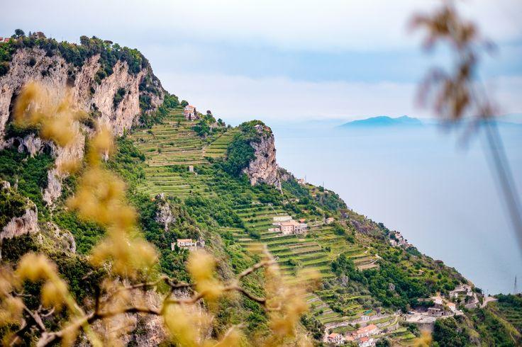 Path of the Gods where the sky meets the sea. #amalficoast #pathofthegods #amalfi #positano #nocelle #agerola #panorama #picoftheday #view #landscape #sea #sun #trekking #path #stunningview #amazing #beautiful #nature #naturalpath #italy #southofitaly #visitamalficoast #visitsalerno #salerno #livesalerno #sentierodeglidei #pathofgods