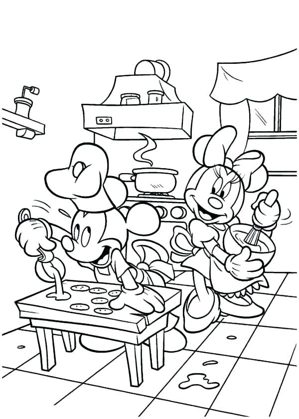 Cookie Coloring Pages Coloring Pages For Kids Disney Coloring
