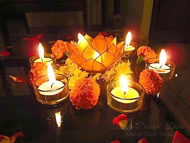 Design Decor & Disha: Diwali Decor Ideas