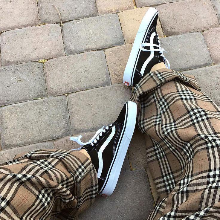 Sneakers women - Vans Old Skool (©moneymaee)