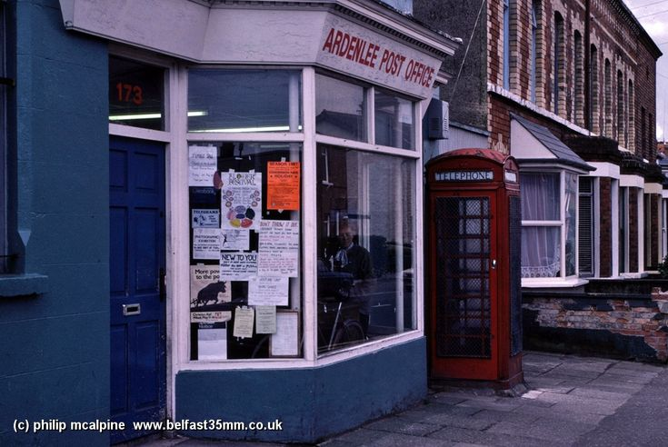 East Belfast Ardenlee Ave Post Office