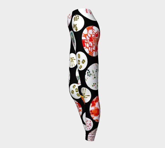 Petri Pants Leggings    Wearable Art Women-Teen Pants