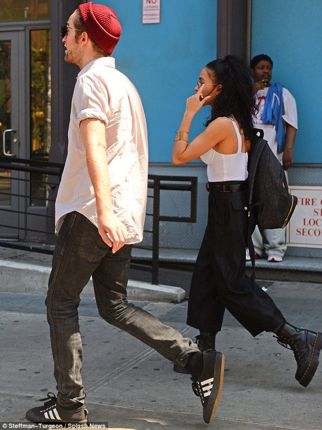 Meet Robert Pattinson's new girlfriend! Actor is dating British singer FKA Twigs... and it's 'the real deal'