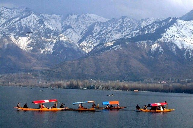 Dal Lake most popular attractions of Jammu Kashmir for its beauty and serenity  Travel Bayz