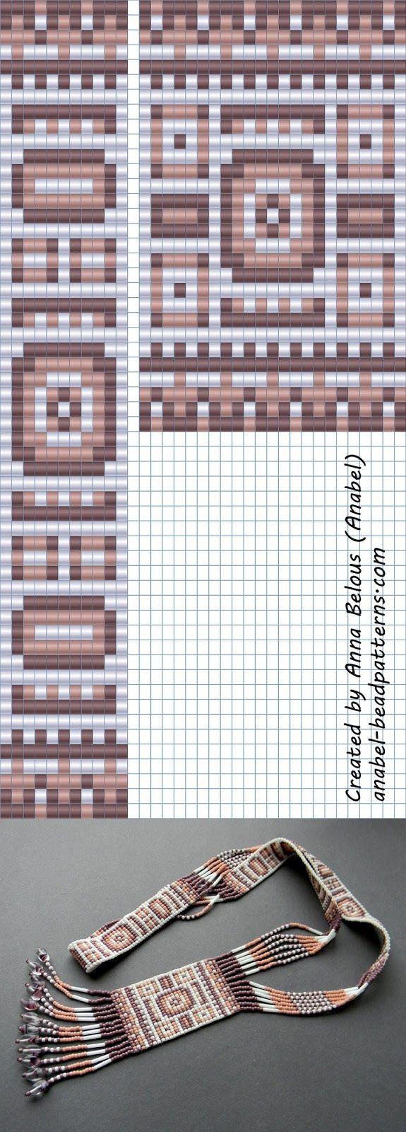 """Схема к гердану """"Начало зимы"""" - станочное ткачество / гобеленовое плетение"""