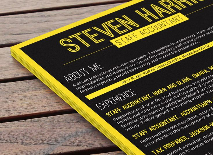 The 16 best images about Launching on Pinterest Behance, Self - resumes samples 2013
