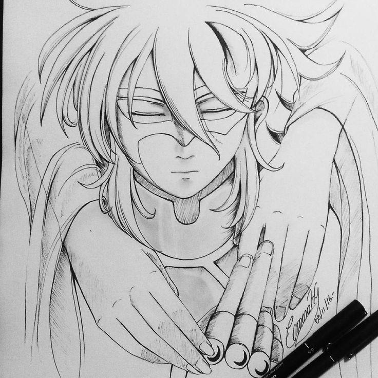 Artemis angel Icaro / Icarus (saint seiya Tenkai Hen.
