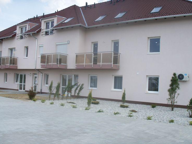 Tetőtéri új építésű lakások Kisbácsán ! 9,5M Ft