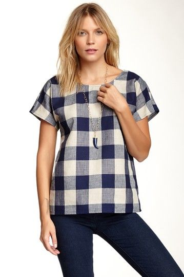 Helvatia Dolman Shirt by The Portland Collection By Pendleton on @HauteLook