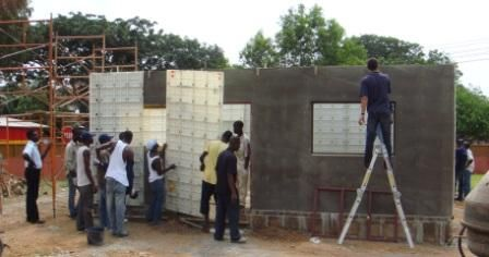 Agrément certified building system - Bank approved - NHBRC #moladi www.moladi.co.za
