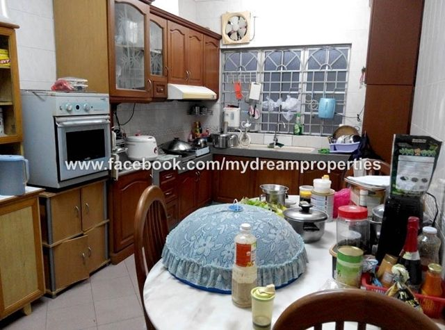 2-sty Terrace/Link House for Sale in Taman Batu Permai, Jalan Ipoh, Kuala Lumpur for RM 816,000 by Andy Gan. 1,400 sq. ft., 3+1-bed,…