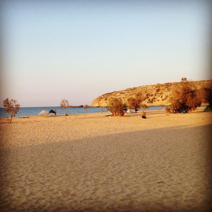 #Gavdos #Sarakiniko #beach
