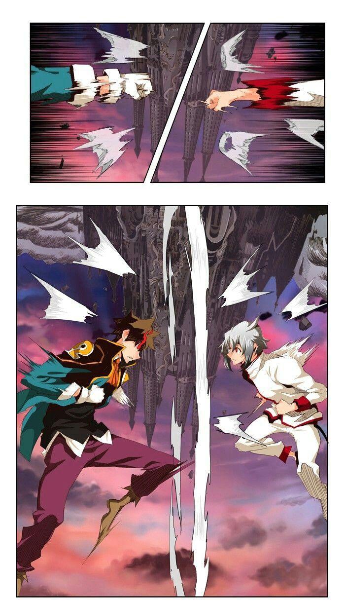 Pin by Danyael on The God of Highschool Anime, High