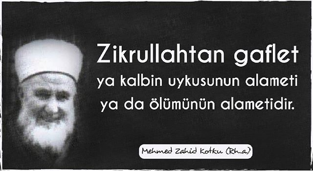 #mehmedzahidkotku #mzk #iskenderpasa  #zikrullah  #gaflet #kalp #ölüm