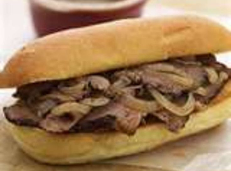 Crock Pot French Dip Sandwiches | Just 'cause the kitchen came with t ...