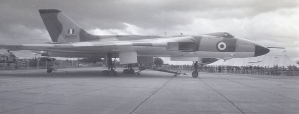 Lots of aviation and Vulcan related events this weekend.