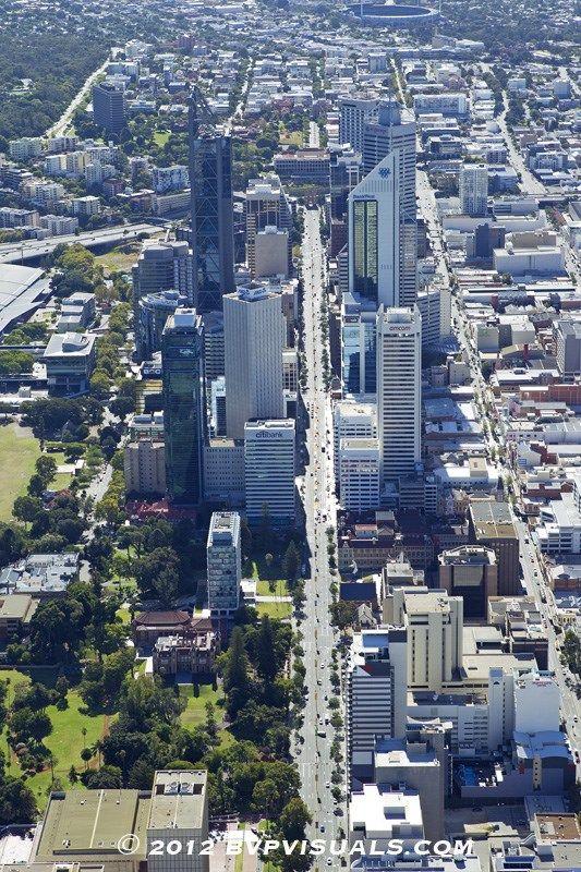Downtown. Perth 102