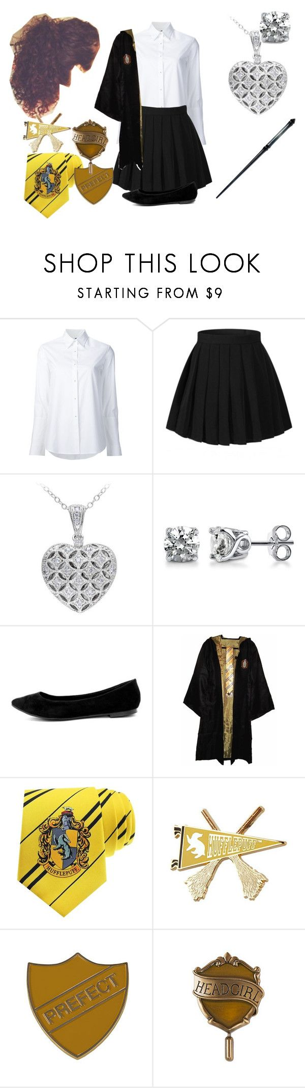 """""""Lilith Fae Warren The Families Hufflepuff"""" by shestheman01 ❤ liked on Polyvore featuring Misha Nonoo, BERRICLE and Breckelle's"""