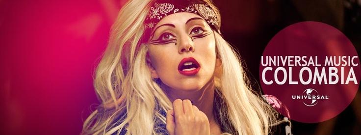 Lady Gaga - Artista Universal.
