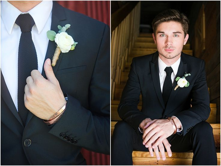 Rustic Dallas Styled Shoot Jewelry by Expressions Bracelets on Male Model