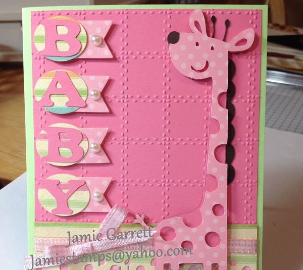 207 best Handmade Baby Cards images on Pinterest Baby cards, Kids