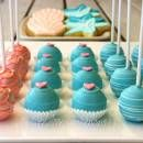 Under the Sea Cake pops and Cookies