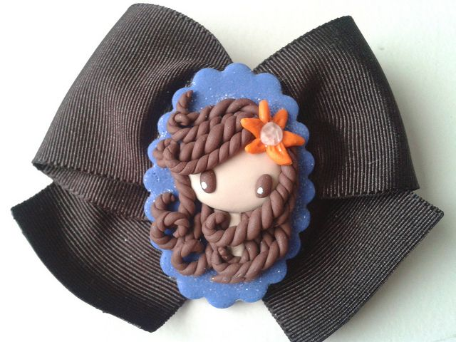 broche fimo by pillomimo,Elena Garcia Rizo, via Flickr