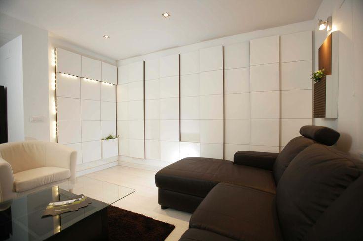 Ideas de decoracion de sala de la tv salon estilo - Ideas iluminacion salon ...