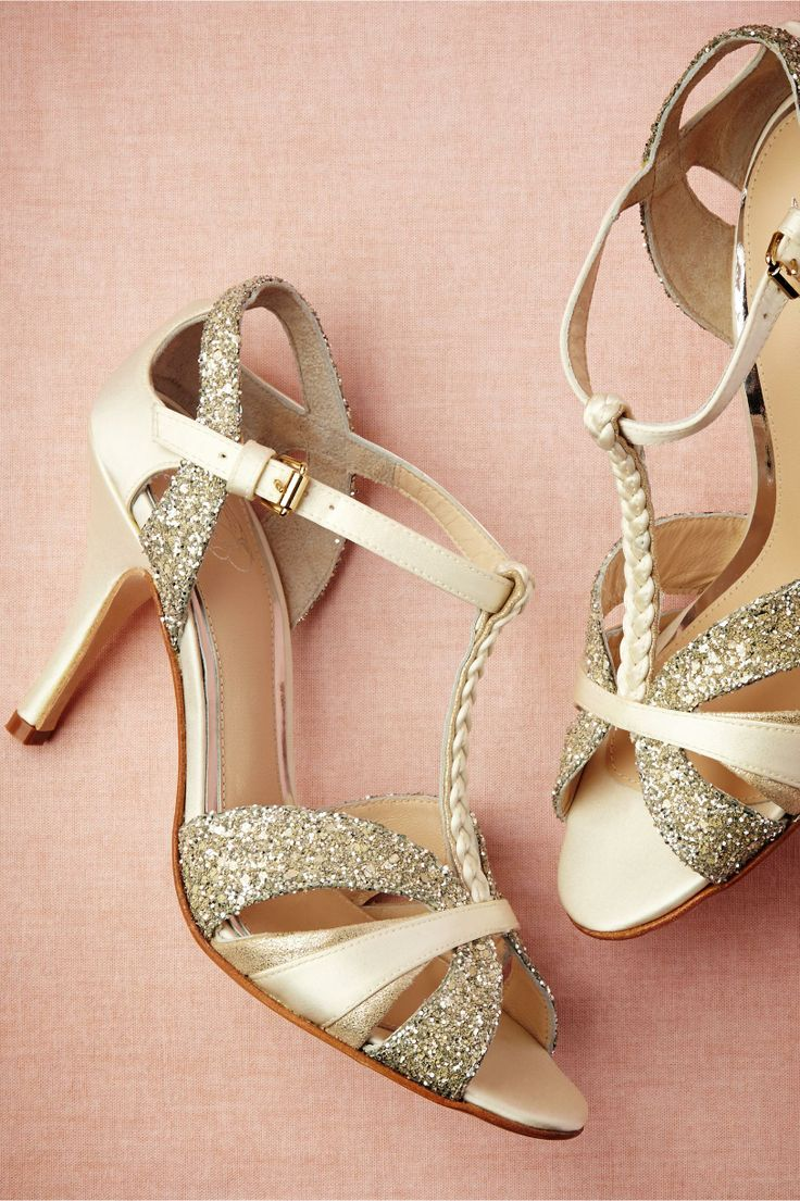 Vivacious Peep-Toes from BHLDN