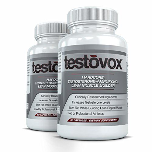 Testovox is the advanced next generation muscle building formula. When it comes to packing on lean ripped muscle while burning fat Testovox is the real deal. This revolutionary supplement for the pr...