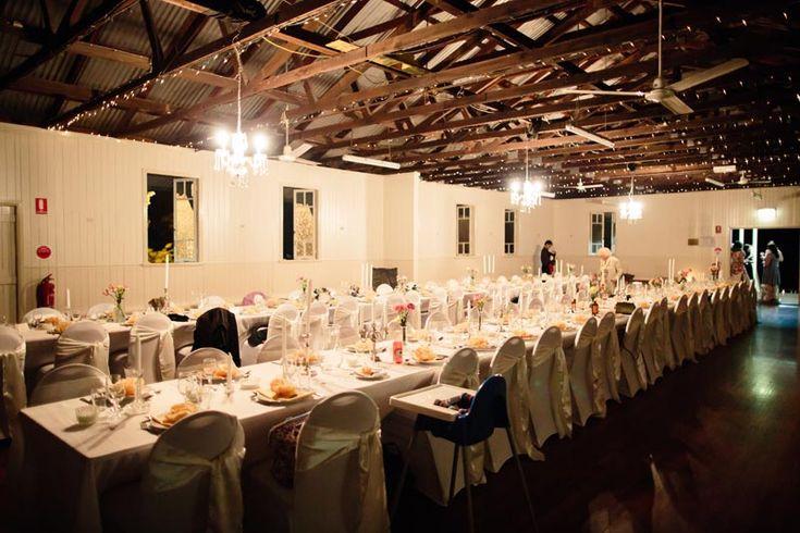 Wedding Reception Venue - Samsonvale District Community Hall.
