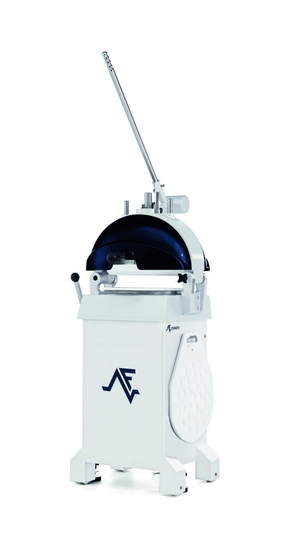 DSF, Semi-automatic bun divider, Doguh divider, bread divider, bakery divider, Ferneto, bakery machine