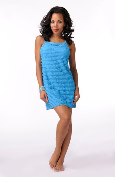 Elegantly Styled Ruffled Dress  Price: $44.99