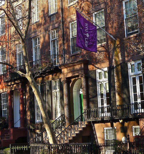 NYU Law, Washington Square North