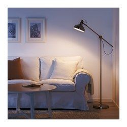 IKEA - RANARP, Floor/reading lamp, , You can easily direct the light where you want it because the lamp arm and head are adjustable.Provides a directed light that is great for reading.