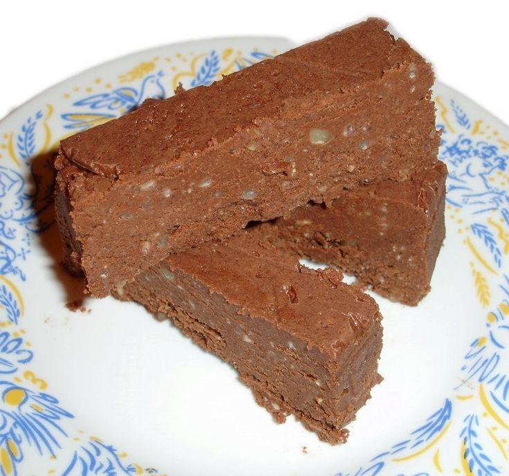 Οι Συνταγές της Λόπης: Σοκολατένιο Γλυκό με Κάστανα