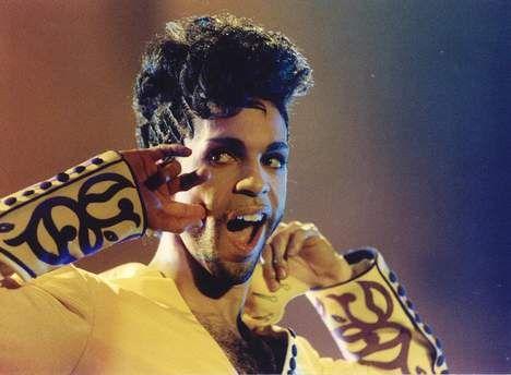 Prince (1958-2016): de eerste, echte supersterren sterven uit - Uitgelicht - TROUW