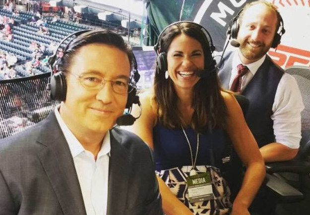 Jessica Mendoza First Woman To Call A Game For ESPN Will Appear On Sunday Night Baseball For Rest Of Season