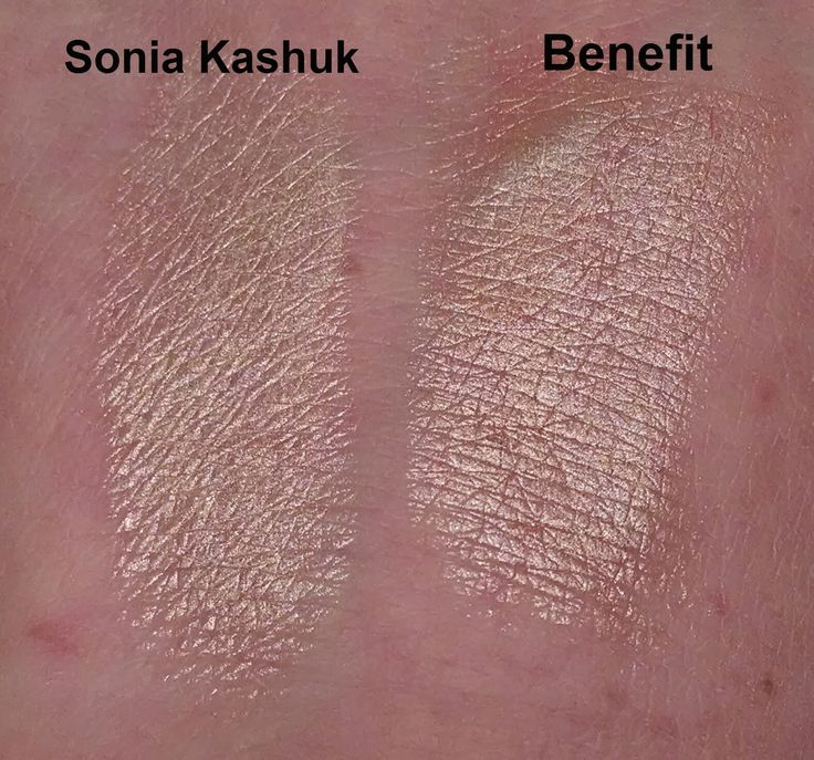Sonia Kashuk Chic Luminosity Highlighter Stick ($10) in Sparkling Sand is a dupe for Benefit Watts Up!