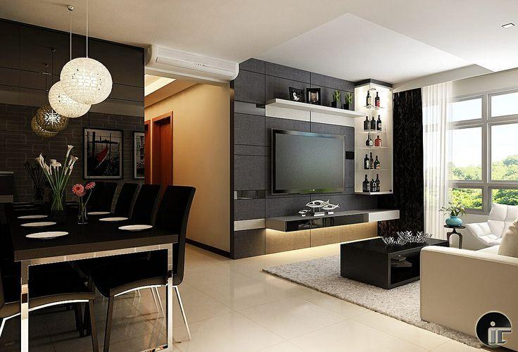 4 room bto living rm living room pinterest for 4 room bto design ideas
