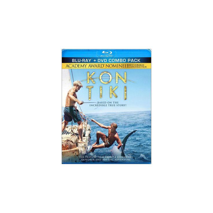 Kon tiki (Blu-ray), Movies