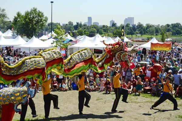 Denver Dragon Boat Festival