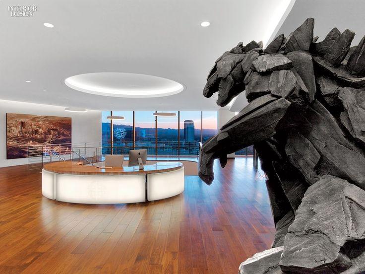Thats Entertainment 5 California And NYC Companies Shine Spotlight On Design