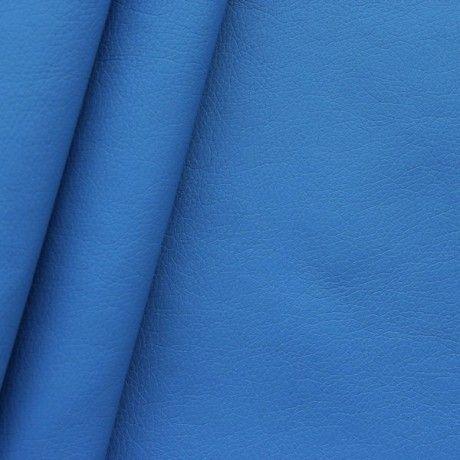 """Polster PU Kunstleder """"Super Soft"""" Artikel Lotos Farbe Royal-Blau"""