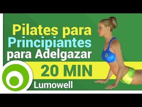 Abdominales Laterales en Casa - YouTube #pilatesparaprincipiantes